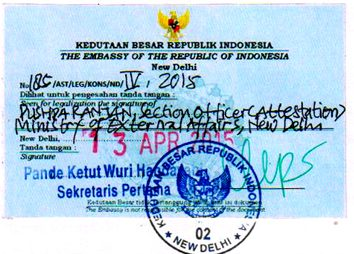 Agreement Attestation for Indonesia in Umroli, Agreement Legalization for Indonesia , Birth Certificate Attestation for Indonesia in Umroli, Birth Certificate legalization for Indonesia in Umroli, Board of Resolution Attestation for Indonesia in Umroli, certificate Attestation agent for Indonesia in Umroli, Certificate of Origin Attestation for Indonesia in Umroli, Certificate of Origin Legalization for Indonesia in Umroli, Commercial Document Attestation for Indonesia in Umroli, Commercial Document Legalization for Indonesia in Umroli, Degree certificate Attestation for Indonesia in Umroli, Degree Certificate legalization for Indonesia in Umroli, Birth certificate Attestation for Indonesia , Diploma Certificate Attestation for Indonesia in Umroli, Engineering Certificate Attestation for Indonesia , Experience Certificate Attestation for Indonesia in Umroli, Export documents Attestation for Indonesia in Umroli, Export documents Legalization for Indonesia in Umroli, Free Sale Certificate Attestation for Indonesia in Umroli, GMP Certificate Attestation for Indonesia in Umroli, HSC Certificate Attestation for Indonesia in Umroli, Invoice Attestation for Indonesia in Umroli, Invoice Legalization for Indonesia in Umroli, marriage certificate Attestation for Indonesia , Marriage Certificate Attestation for Indonesia in Umroli, Umroli issued Marriage Certificate legalization for Indonesia , Medical Certificate Attestation for Indonesia , NOC Affidavit Attestation for Indonesia in Umroli, Packing List Attestation for Indonesia in Umroli, Packing List Legalization for Indonesia in Umroli, PCC Attestation for Indonesia in Umroli, POA Attestation for Indonesia in Umroli, Police Clearance Certificate Attestation for Indonesia in Umroli, Power of Attorney Attestation for Indonesia in Umroli, Registration Certificate Attestation for Indonesia in Umroli, SSC certificate Attestation for Indonesia in Umroli, Transfer Certificate Attestation for Indonesia